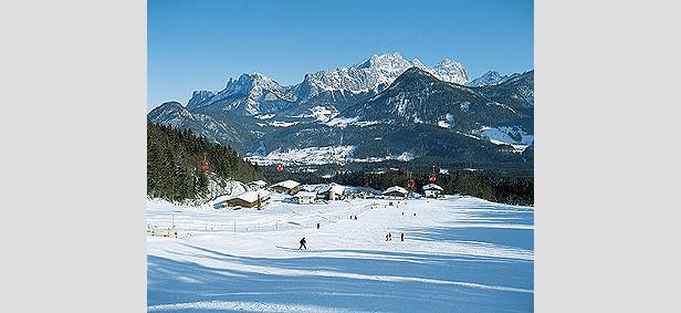 Salburger Saalachtal - slopes