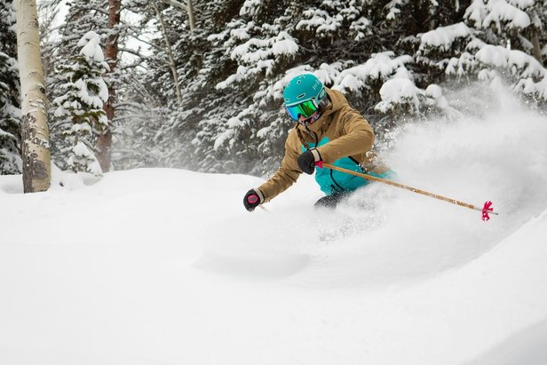 Who Got the Most Snow This Week? ©Jeremy Swanson, Aspen Snowmass