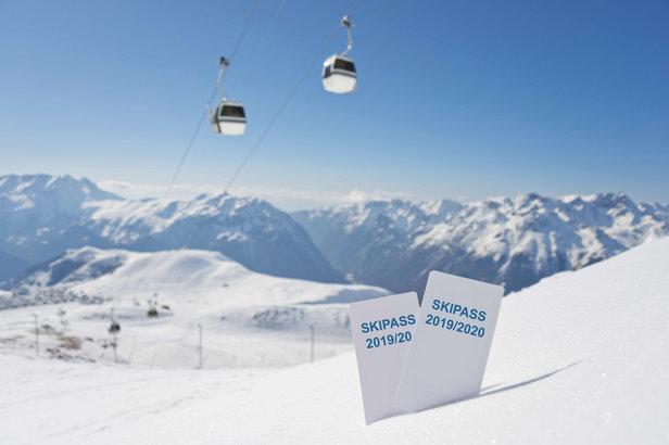 Skipasy budú v zime 2019/2020 opäť drahšie  ©Skiinfo | Fotolia.com | KonArt