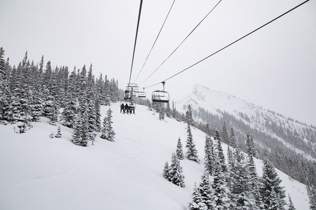 Who Got the Most Snow This Week?- ©Crested Butte