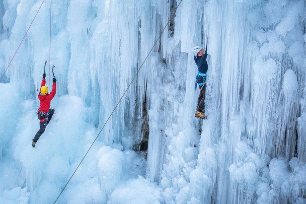 L'Ice Climbing Festival : L'évènement le plus givré du Pays des Écrins