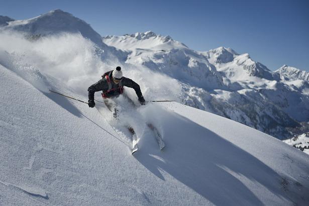 Camber, Tail und Tip: Was sind Rocker-Ski?- ©Skylotec