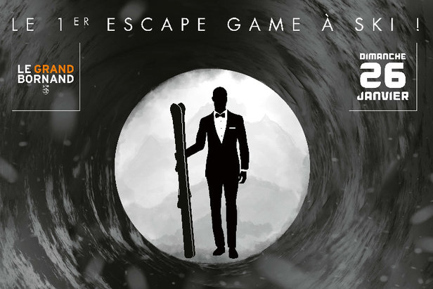 The Game by ESF : L'escape game skis aux piedsESF
