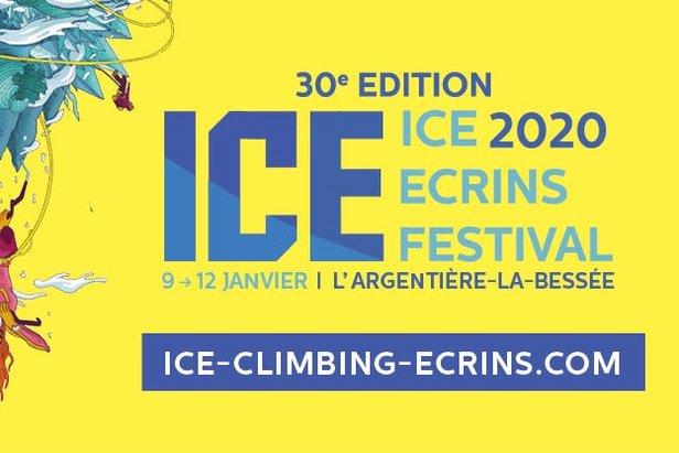 Ice Climbing Écrins