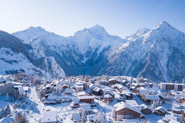 Les 2 Alpes 15/11/19  - © Les 2 Alpes/Facebook