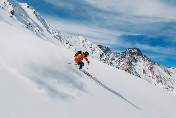 Previous Elevate users experienced little, if any, knee discomfort while wearing the device, allowing for longer ski days  - © Provided by Roam Robotics
