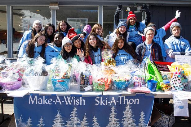 Make a Wish Skiathon