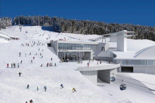 Skiinfo - Schneehöhen, Webcams und Wettervorhersagen aus