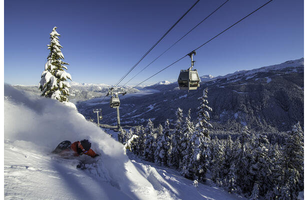 Best Epic Pass Resorts for Spring Break Skiing ©Eric Berger