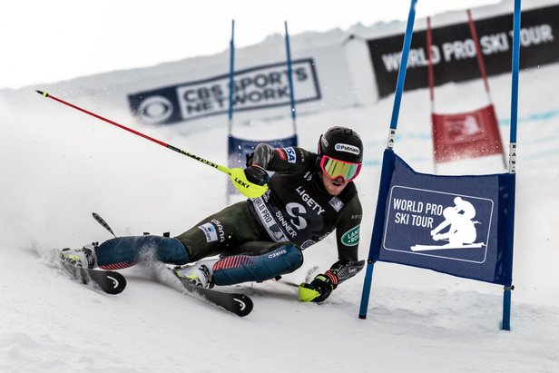 GS star Ted Ligety plans to compete on pro tour and World Cup circuit