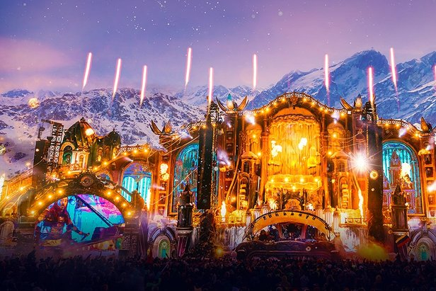 Tomorrowland Winter in Alpe d'Huez  - © Tomorrowland Winter/Alpe d'Huez