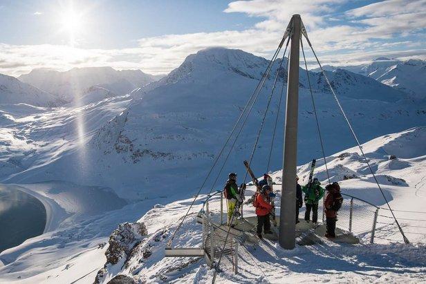 La Canopée des Cimes sera l'un des spots d'animation de la journée «Tous en piste à Val Cenis» du 14 décembre