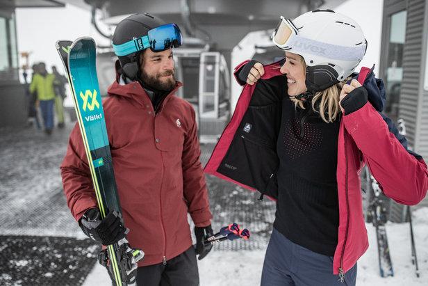 Une tenue de ski unique pour toutes les météos ?ODLO