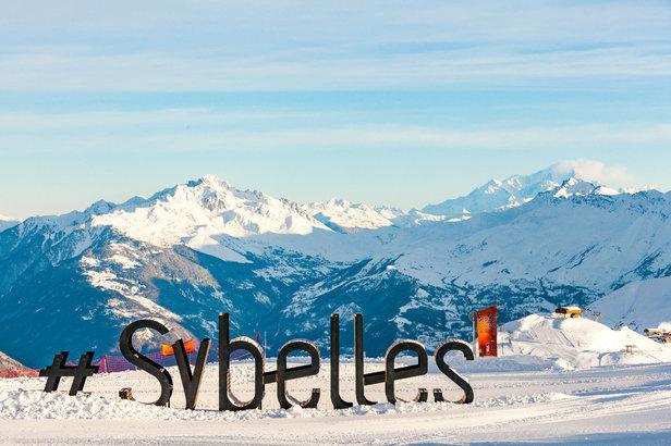 Les Sybelles : 360° de glisse à partager !