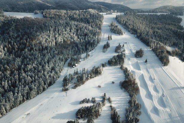 Narty w Wierchomli  - © Ośrodek narciarski Wierchomla