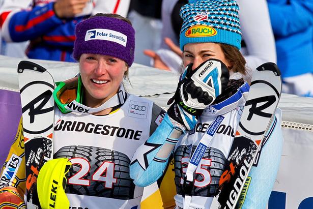 Ofterschwang 2012: Rebensburg-Show und ein kleines Slalom-Wunder ©Stanko GRUDEN/AGENCE ZOOM