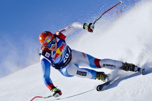 Ski-Short News: Gisin und Pietilae-Holmner müssen Saison beenden, Sturz in Kitzbühel, Cuche schnell ©Rolex/Kurt Arrigo