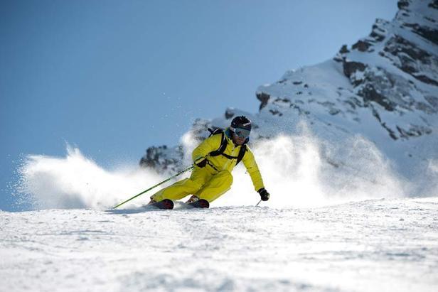 Schneebericht: Neuer Schnee in den Skigebieten- ©Andre Schönherr