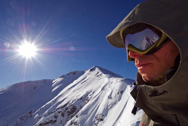 Weite Aussicht über Kärntens Bergen