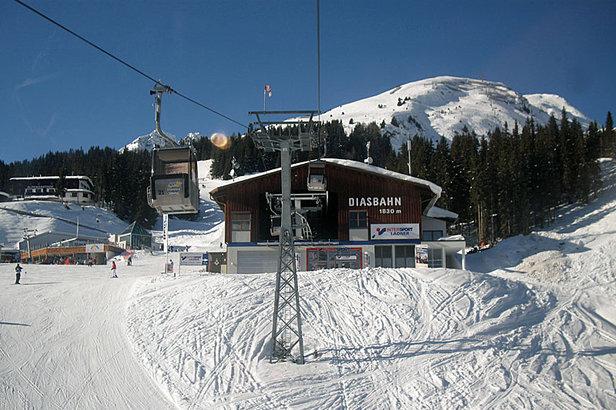 Das Skigebiet Kappl: Geheimtipp im Paznauntal- ©Markus Hahn