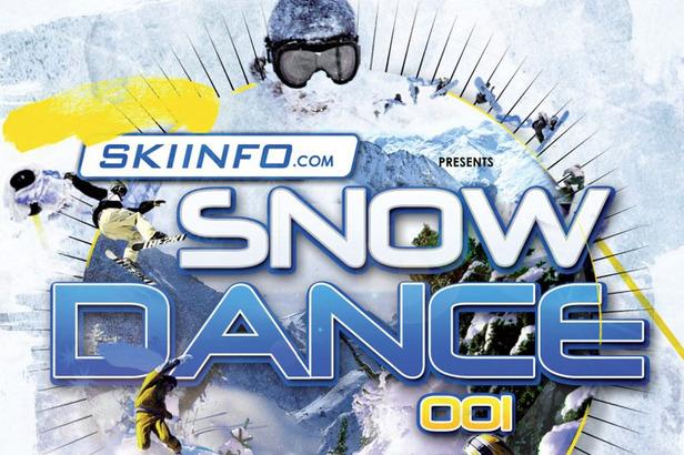 """Skiinfo präsentiert """"Snow Dance 001""""- ©Skiinfo"""