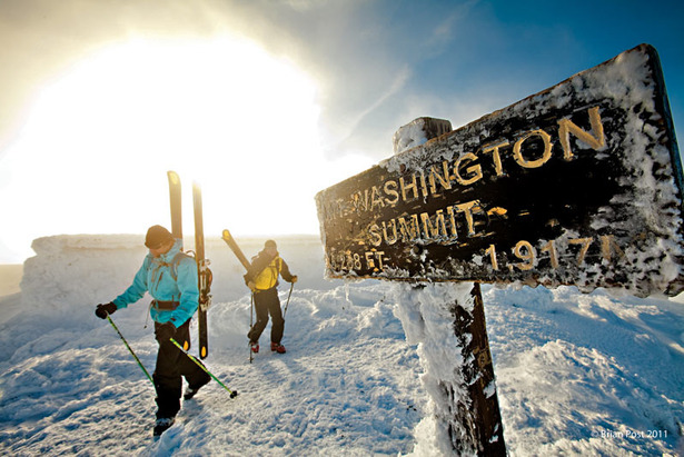 Like There's No Tomorrow: New Hampshire- ©Brian Post