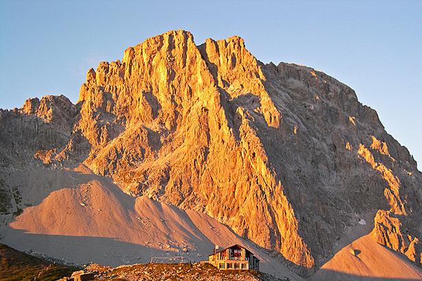 Graubünden Traumjobs: Fels-Tour mit Kletter-Ass- ©Graubünden Ferien