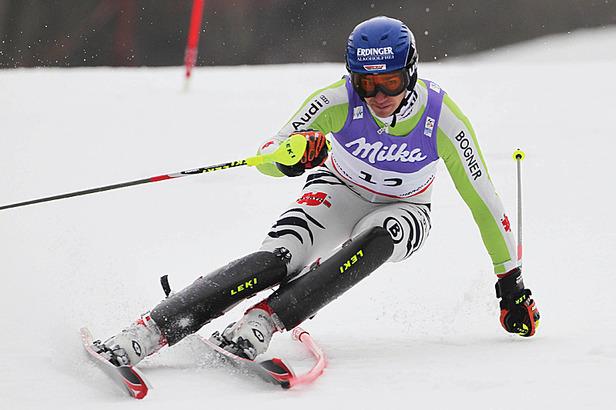 Ski WM 2011: Grange holt Slalom-Gold, Byggmark überrascht, Neureuther ausgeschieden ©Audi
