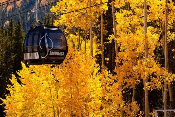 Top 10 Ski Resorts for Fall Colors