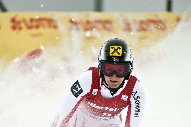 Kathrin Hölzl gewinnt Riesenslalom-Weltcup: Deutsche Damen glänzen beim Ski-Finale - ©OK GAP 2011 - Yorck Dertinger