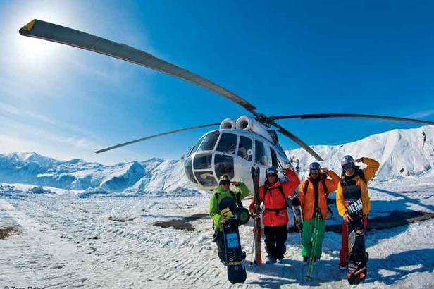 Wintervention: Details zu den Filmsegmenten 6 bis 8- ©Tero Repo / www.skitheworld.de