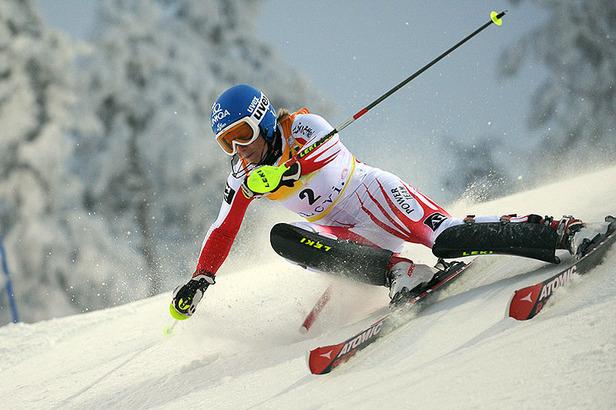Schild dominiert österreichische Slalom-Meisterschaft ©World Cup Levi