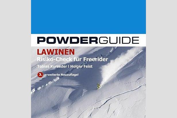 Powderguide Lawinen- ©Tyrolia Verlag