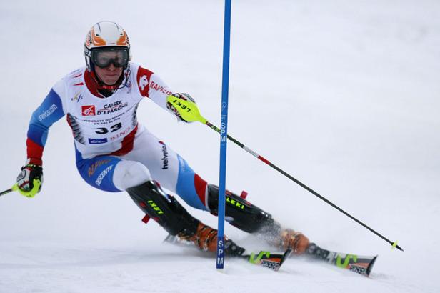 Reto Schmidiger holt erstes JWM-Gold für die Schweiz ©Agence Zoom