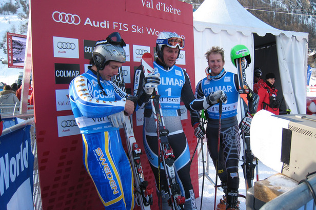 Ski-Weltcup in Val d'Isère - ©US Ski Team/Doug Haney