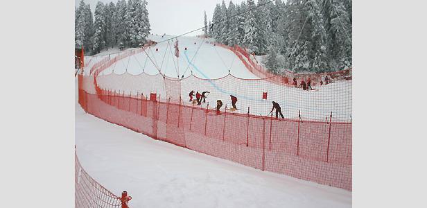 Der alpine Ski-Weltcup der Herren in Garmisch 2005- ©XNX GmbH