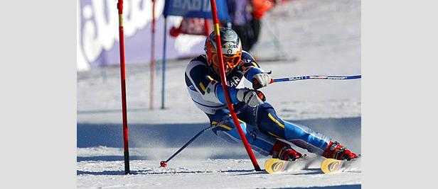 Raich gewinnt Riesenslalom von Kranjska Gora ©www.milka.com