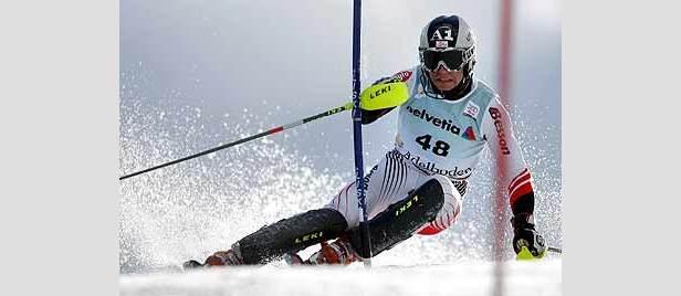 Junioren-Ski-WM: Hirscher carvt souverän zum Slalomtitel- ©Atomic