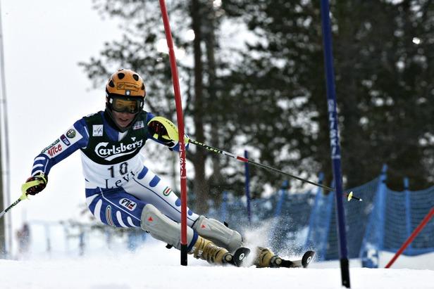 Marlies Schild gewinnt ersten Weltcup-Slalom der Saison ©Agence Zoom