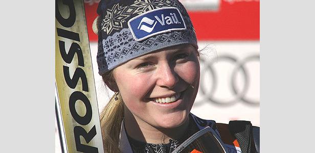 Speed-Damen freuen sich auf Cortina- ©Gerwig Löffelholz