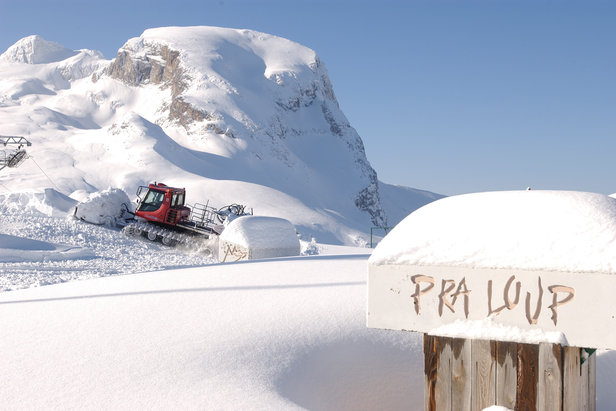 Escape the crowds: Quietest ski resorts- ©Manu Molle