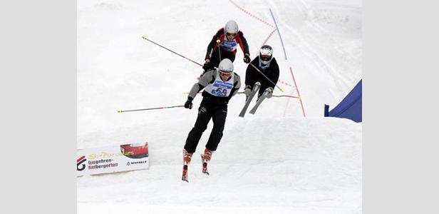 Video zum Ski Cross Wochenende in Grasgehren 2008- © www.PaulFoto.de