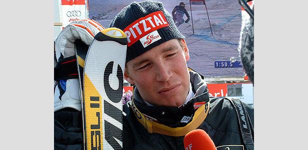 Alois Vogl gelingt Slalomsieg in Wengen- ©M. Krapfenbauer / XnX GmbH