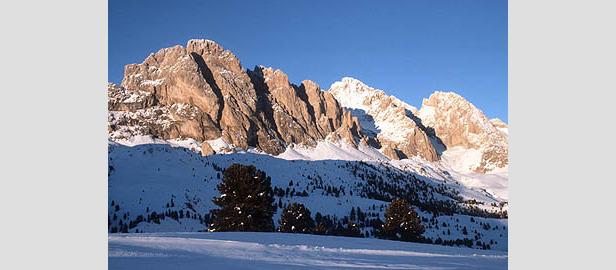 Skirennen in Gröden können stattfinden- ©Gröden