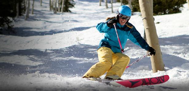 OnTheSnow Ski Test in Aspen 2012-13undefined
