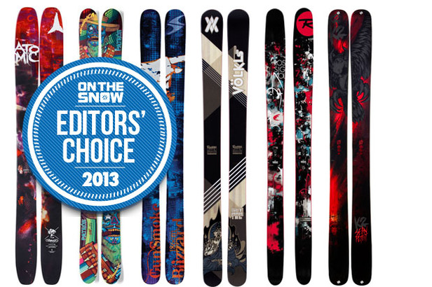 Editors choice the best men s powder skis onthesnow