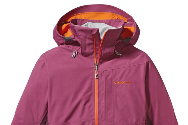 Patagonia women's insulated ski jacket
