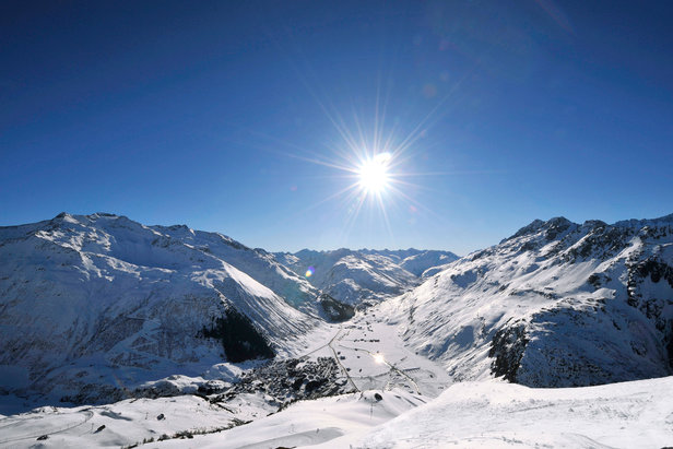 Opinion: How green can skiing be? ©Andermatt Swiss Alps