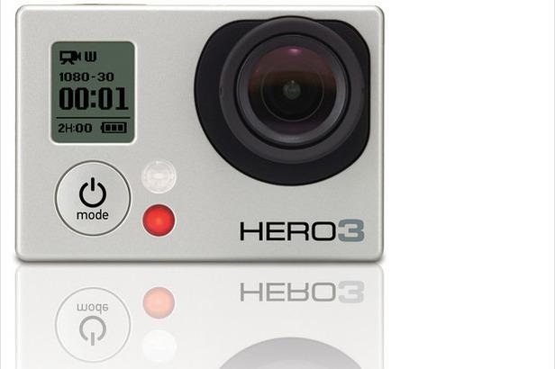 The Best Photo Gear for Budding Ski & Snowboard Photographers: GoPro HERO3- ©GoPro
