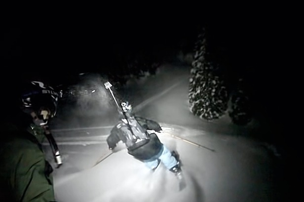 Salomon Freeski TV - Quarter Past Midnight